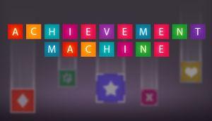 Achievement Machine cover