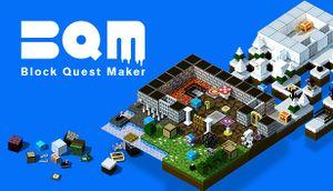 BQM - BlockQuest Maker cover