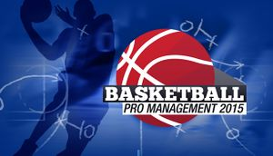 Basketball Pro Management 2015 cover