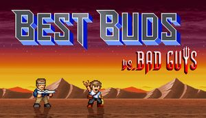 Best Buds vs Bad Guys cover