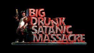 BDSM: Big Drunk Satanic Massacre cover