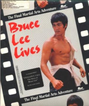 Bruce Lee Lives cover