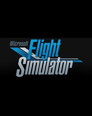 Microsoft Flight Simulator (2020) cover