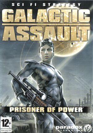 Galactic Assault: Prisoner of Power cover