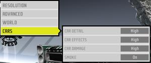 Need for Speed: ProStreet - PCGamingWiki PCGW - bugs, fixes, crashes