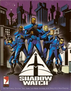 Shadow Watch cover