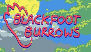 Blackfoot Burrows cover