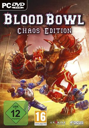Blood Bowl: Chaos Edition cover