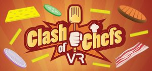 Clash of Chefs VR cover