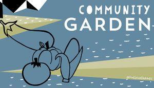 Community Garden cover