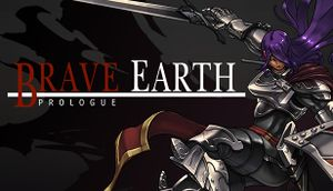 Brave Earth: Prologue cover