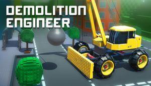 Demolition Engineer cover