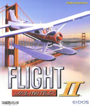 Flight Unlimited II cover