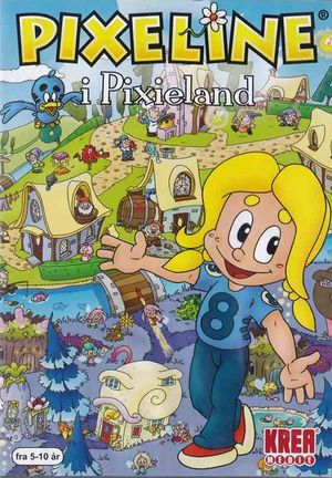 Pixeline i Pixieland cover