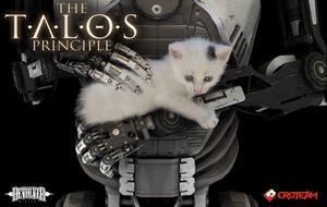 The Talos Principle cover