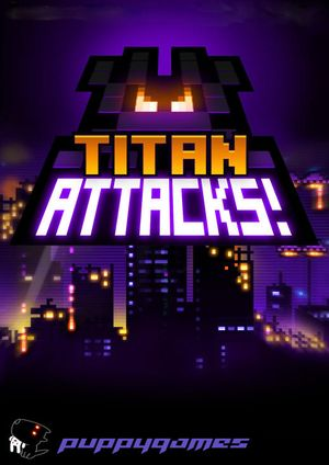 Titan Attacks cover