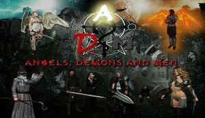 Angels, Demons and Men cover