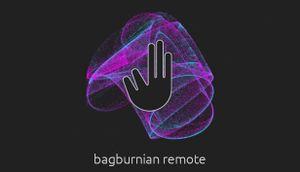Bagburnian Remote cover