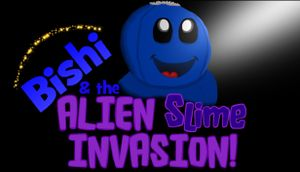 Bishi and the Alien Slime Invasion! cover