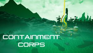 Containment Corps cover