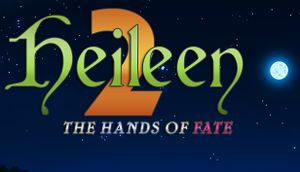 Heileen 2: The Hands of Fate cover