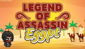 Legend of Assassin: Egypt cover