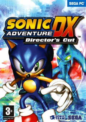 Sonic Adventure DX (Steam) - PCGamingWiki PCGW - bugs, fixes