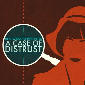 A Case of Distrust cover