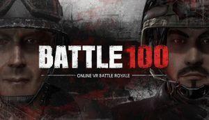 Battle 100 cover