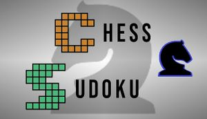 Chess Sudoku cover