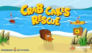 Crab Cakes Rescue cover