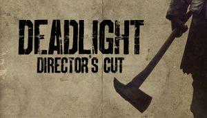 Deadlight: Director's Cut cover