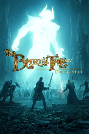 The Bard's Tale IV: Director's Cut cover
