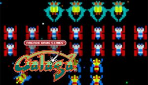 Arcade Game Series: Galaga cover