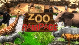 Zoo Rampage cover