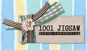 1001 Jigsaw. Earth Chronicles cover