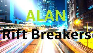 Alan: Rift Breakers cover
