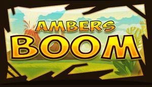Ambers BOOM cover