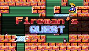 Fireman's Quest cover