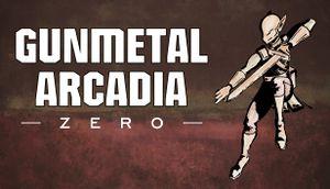Gunmetal Arcadia Zero cover