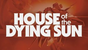 House of the Dying Sun cover