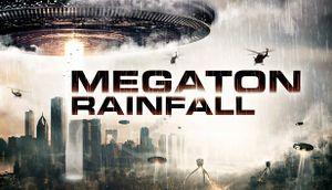 Megaton Rainfall cover