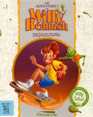 The Adventures of Willy Beamish cover