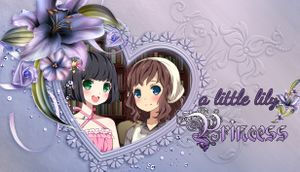 A Little Lily Princess cover