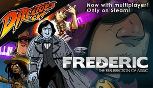 Frederic: Resurrection of Music Director's Cut cover