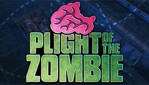 Plight of the Zombie cover