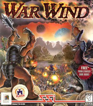 War Wind cover