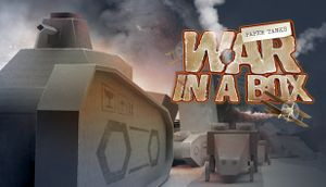 War in a Box: Paper Tanks cover