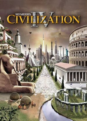 Sid Meier's Civilization IV cover