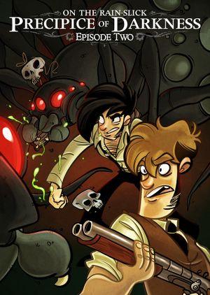 Penny Arcade's On the Rain-Slick Precipice of Darkness: Episode Two cover